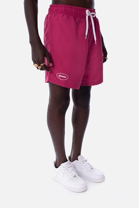 Shorts Unissex Approve Swimwear Rosa