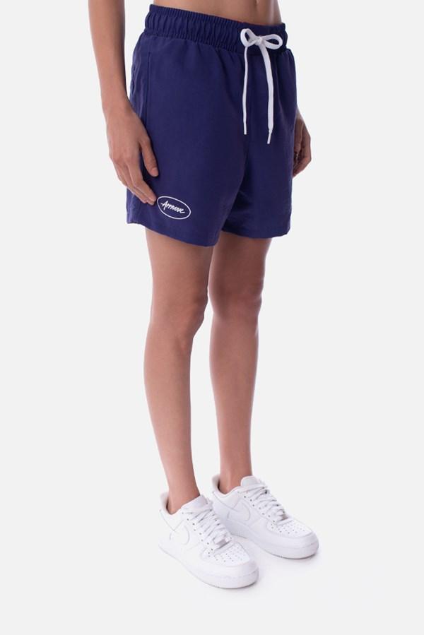 Shorts Unissex Approve Swimwear Roxo