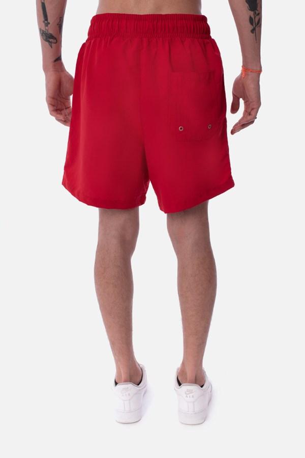 Shorts Unissex Approve Swimwear Vermelho