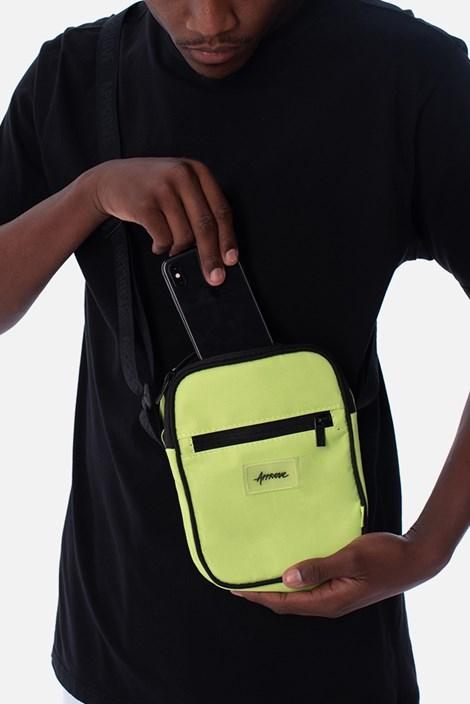 Shoulder Bag Approve Cartoon Amarelo Neon