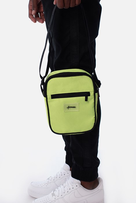 Shoulder Bag Approve Cartoon Amarelo Neon