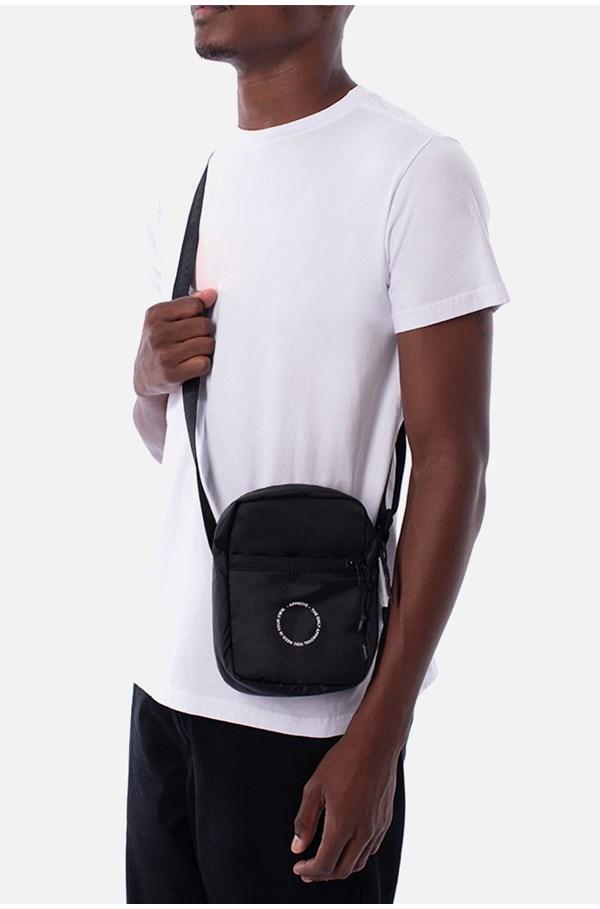 Shoulder Bag Approve Techtype Preta
