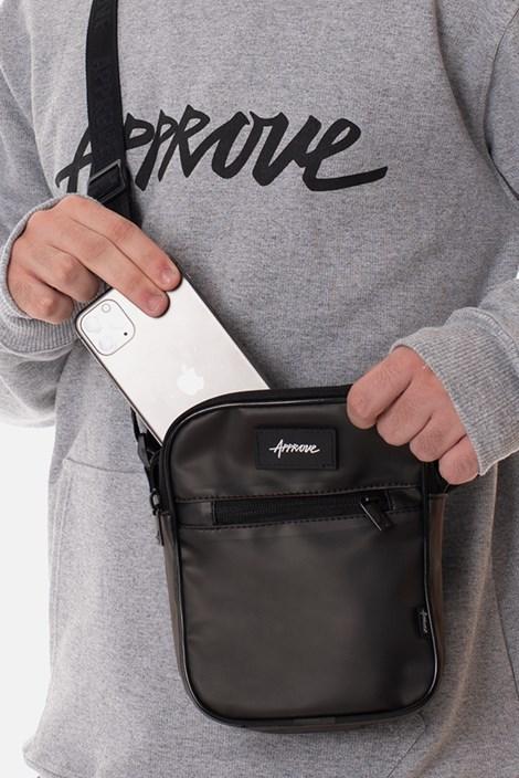 Shoulder Bag Approve Translucent Chumbo
