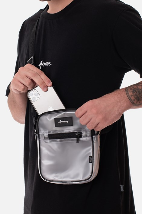 Shoulder Bag Approve Translucent Cristal