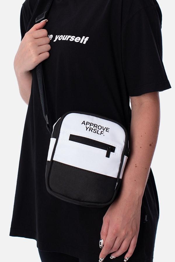 Shoulder Bag Approve Yrslf Branca