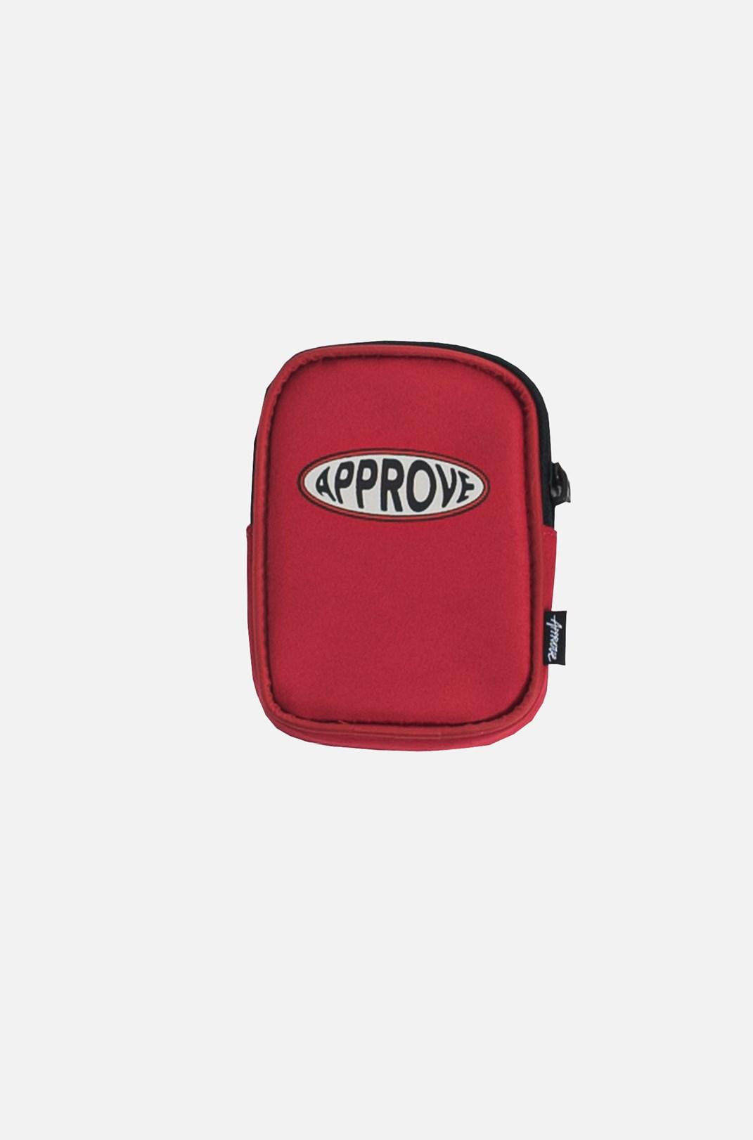 Small Bag Approve Workwear Vermelha